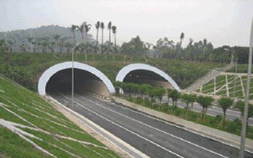 广州新光快速路隧道