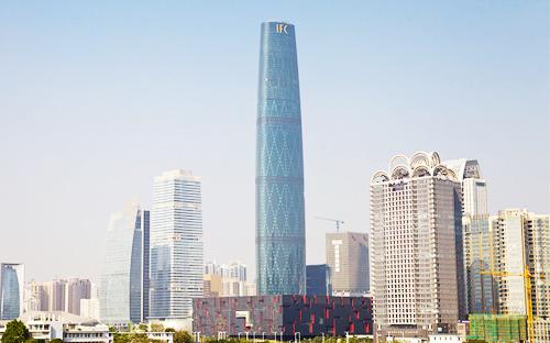 广州国际金融中心