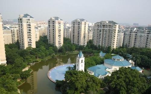 惠州中信地产凯旋城